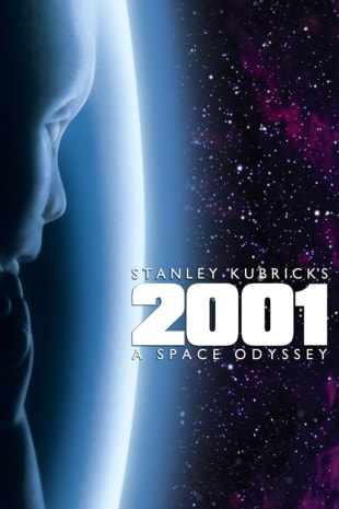 movie poster for 2001: A Space Odyssey