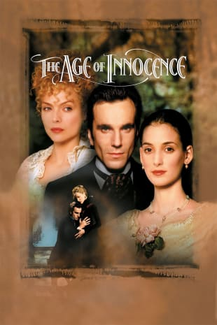 movie poster for The Age of Innocence