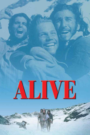 movie poster for Alive