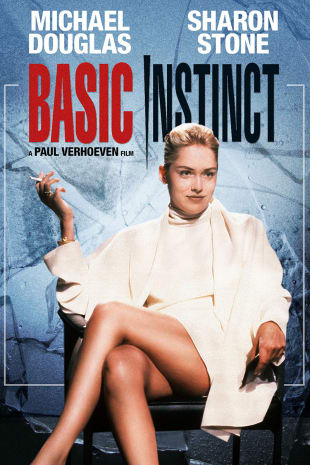 movie poster for Basic Instinct (1992)