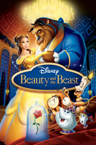 movie poster for Beauty and the Beast (1991)