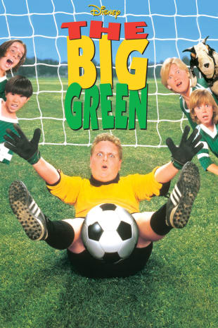 movie poster for The Big Green