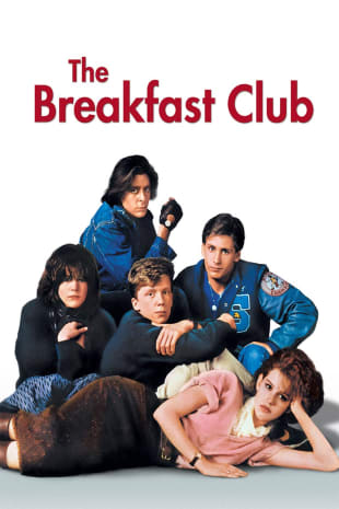 movie poster for The Breakfast Club