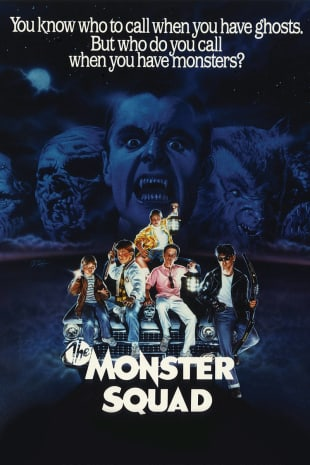 movie poster for The Monster Squad