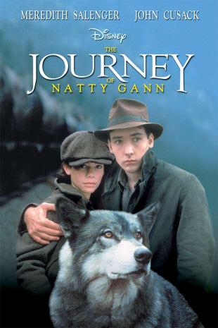 movie poster for The Journey of Natty Gann