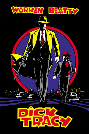 movie poster for Dick Tracy