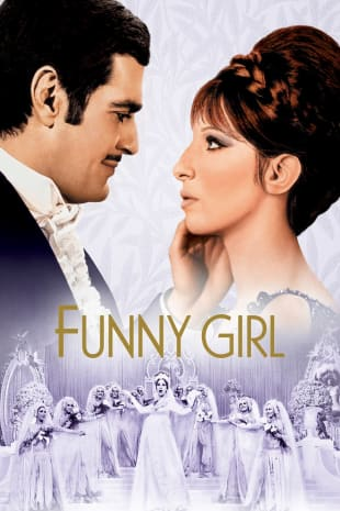 movie poster for Funny Girl (1968)