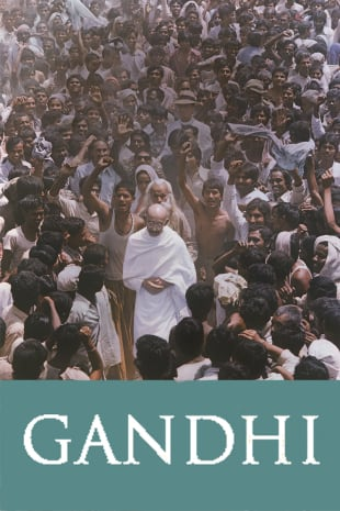 movie poster for Gandhi