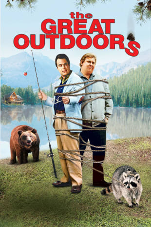 movie poster for The Great Outdoors