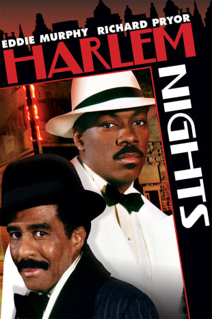 movie poster for Harlem Nights
