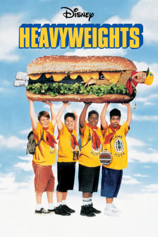 movie poster for Heavyweights