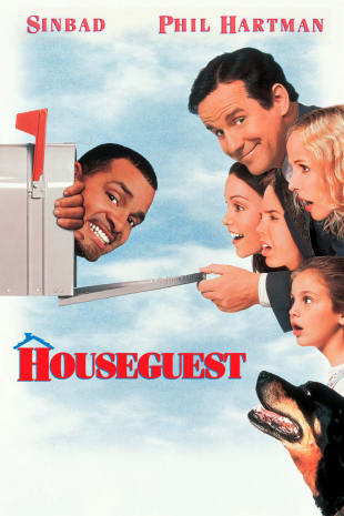 movie poster for Houseguest