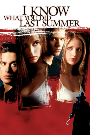 movie poster for I Know What You Did Last Summer