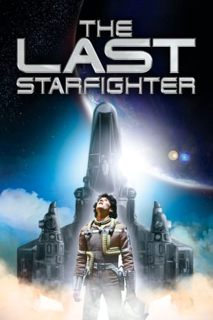 movie poster for The Last Starfighter