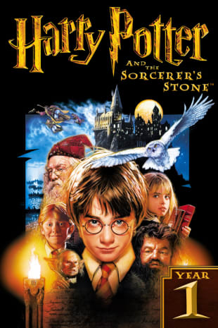 movie poster for Harry Potter And The Sorcerer's Stone