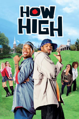 movie poster for How High