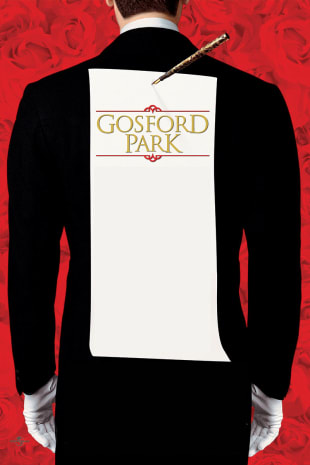 movie poster for Gosford Park