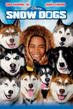 movie poster for Snow Dogs