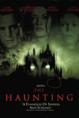 movie poster for The Haunting