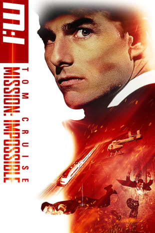 movie poster for Mission: Impossible (1996)