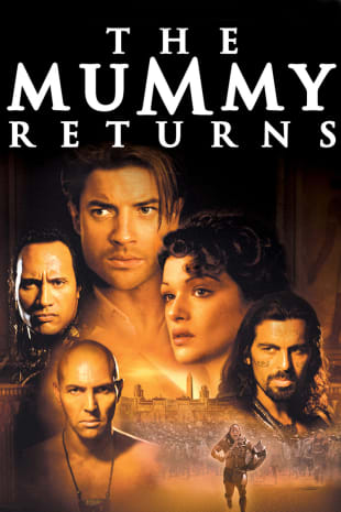 movie poster for The Mummy Returns (2001)