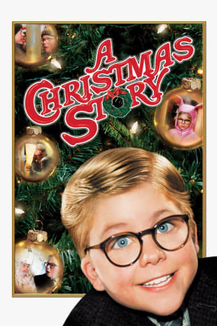 movie poster for A Christmas Story (1983)