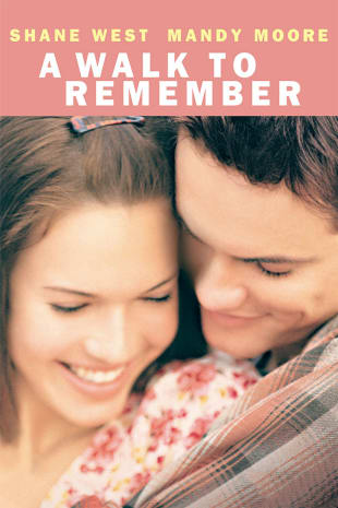 movie poster for A Walk to Remember (2002)