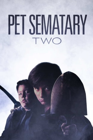 movie poster for Pet Sematary 2
