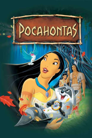 movie poster for Pocahontas