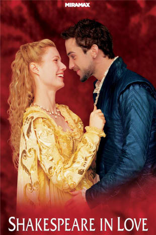 movie poster for Shakespeare In Love (2D)