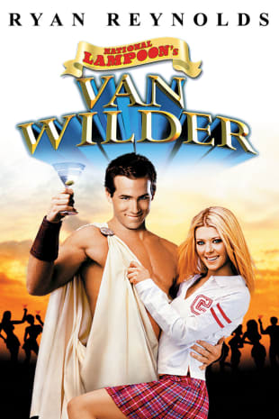 movie poster for National Lampoon's Van Wilder