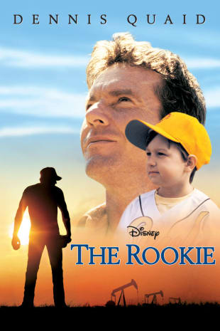 movie poster for The Rookie (2002)