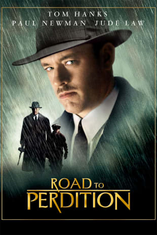 movie poster for The Road to Perdition