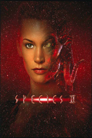 movie poster for Species II