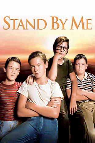 movie poster for Stand By Me (1986)