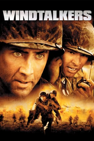 movie poster for Windtalkers