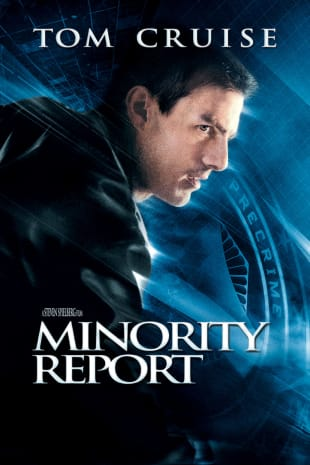 movie poster for Minority Report