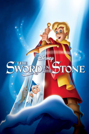movie poster for The Sword In The Stone (1963)