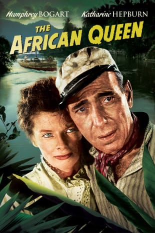 movie poster for The African Queen (1951)