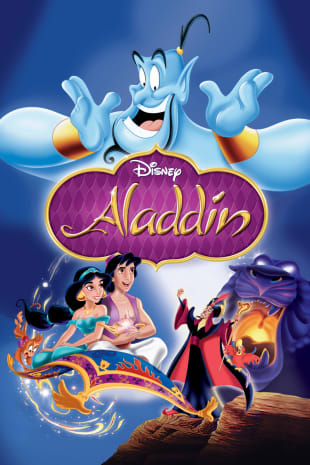 movie poster for Aladdin (1992)