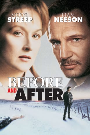 movie poster for Before and After