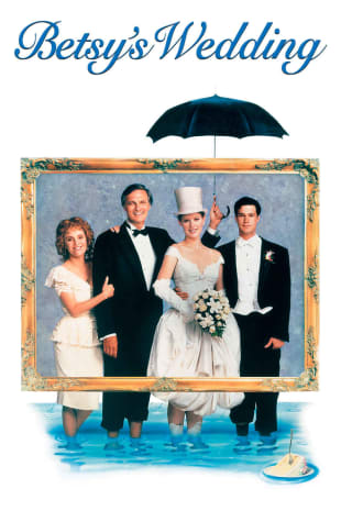 movie poster for Betsy's Wedding