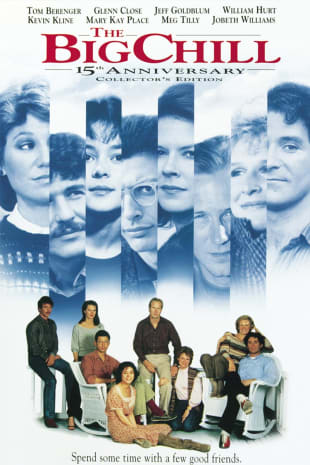 movie poster for The Big Chill (1983)