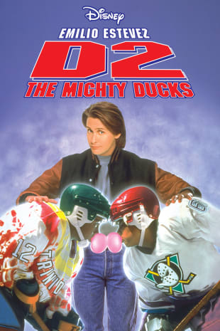 movie poster for D2: The Mighty Ducks