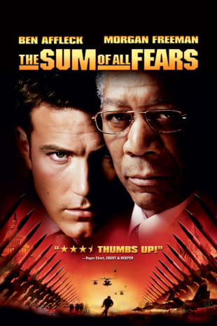 movie poster for The Sum of All Fears