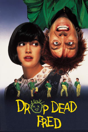 movie poster for Drop Dead Fred