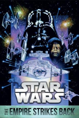 movie poster for Star Wars: Episode V - The Empire Strikes Back (1980)