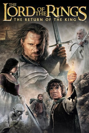 movie poster for Lord of the Rings: The Return of the King