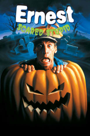 movie poster for Ernest Scared Stupid