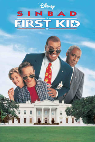 movie poster for First Kid